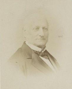 """le député Louis WOLOWSKI (1810-1876), """"père"""" de la carte postale en France"""