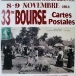 33e bourse aux Cartes Postales - Argenton-sur-Creuse