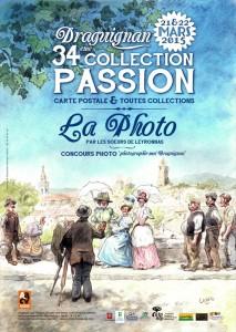 34ème salon Collection Passion - 21&22/03/2015 - Draguignan (83)