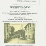 9ème Salon du Collectionneur - 9 août 2015 - Tourrette-Levens (06)